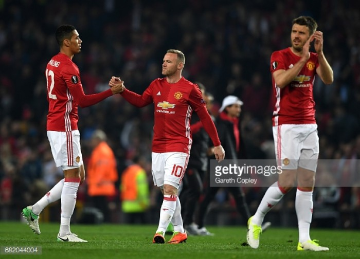 Rooney backed to return for England by Man United teammate Smalling