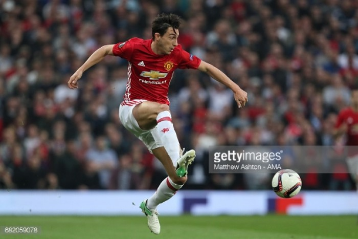 Report: Mourinho could block €22m Darmian transfer to Juventus