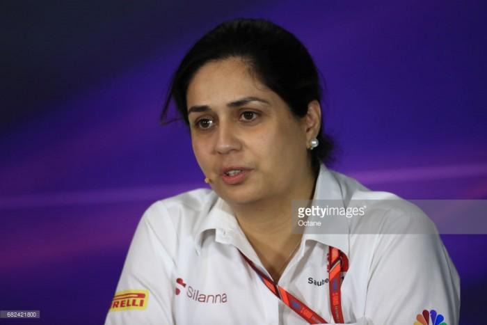 Monisha Kaltenborn leaves Team Principal role at Sauber