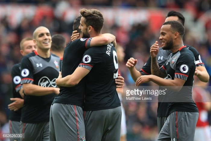Middlesbrough 1-2 Southampton: Scintillating Saints spoil Premier League finale at the Riverside