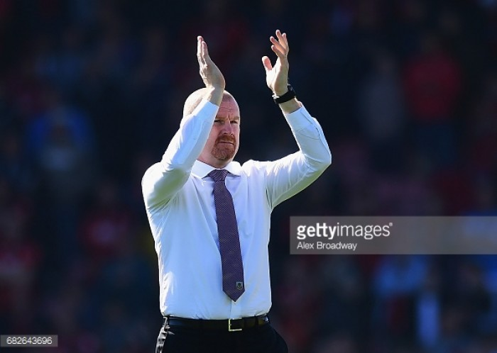Dyche hints at possible further additions despite the squad looking sharp in training