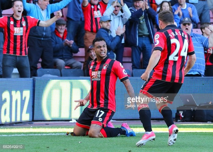 Bournemouth's Joshua King admits to being 'intrigued' by Tottenham Hotspur links