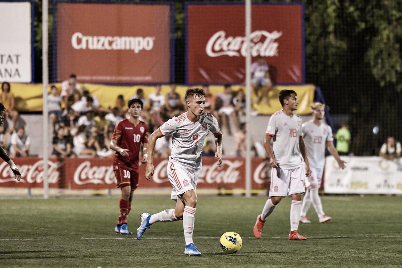'La Rojita' apunta alto con las sub-20 en el Torneo de la Alcudia 2019