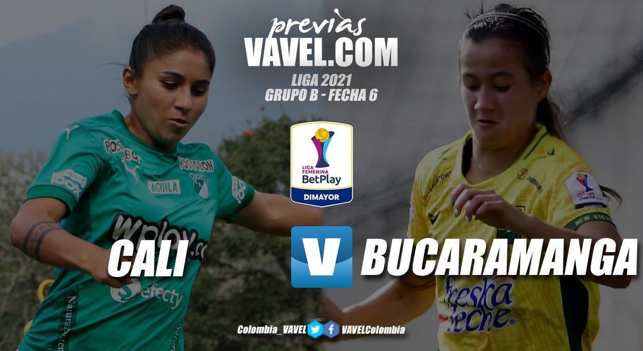 Previa Deportivo Cali vs Atlético Bucaramanga: inician los partidos de vuelta del grupo B
