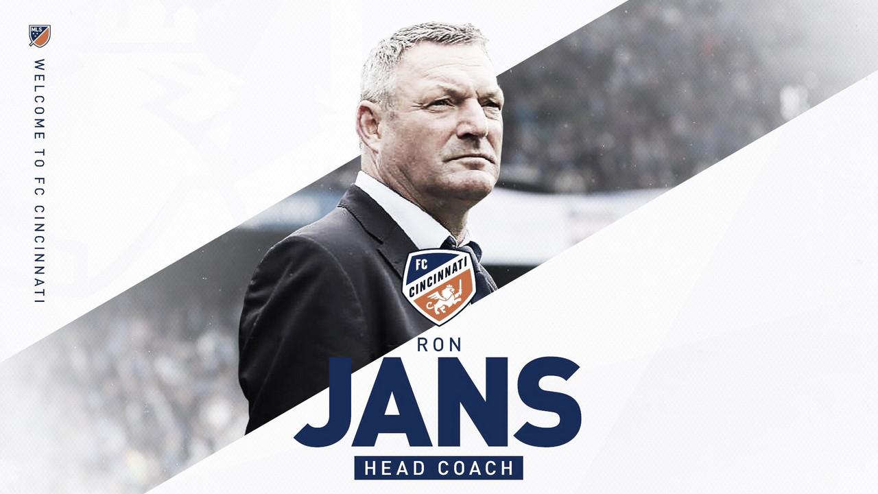 FC Cincy presenta su nuevo entrenador