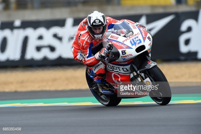 MotoGP: Redding leads the way after FP3 in Le Mans