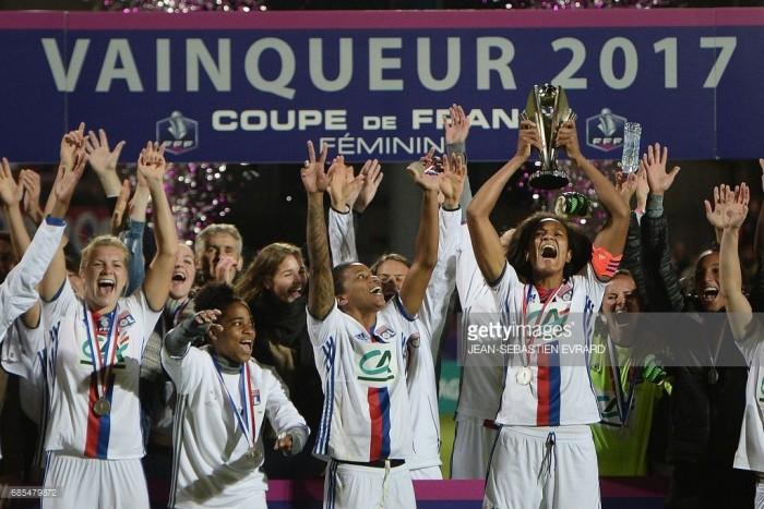 Coupe de France Final – Olympique Lyonnais (7) 1-1 (6) Paris Saint Germain: Lyon snatch it from the spot