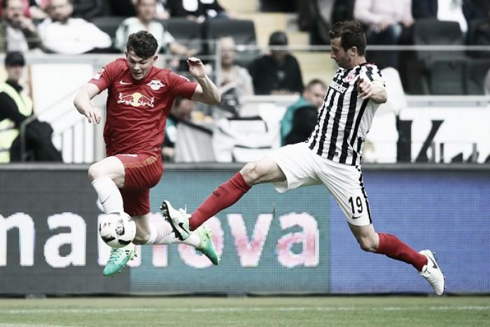 Eintracht Frankfurt busca empate no fim contra RB Leipzig e mira título da DFB-Pokal