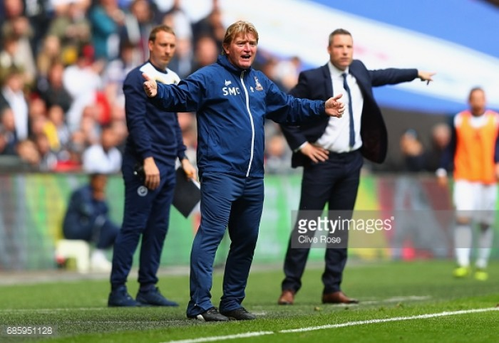 Stuart McCall: I couldn't have asked for any more from my Bradford players