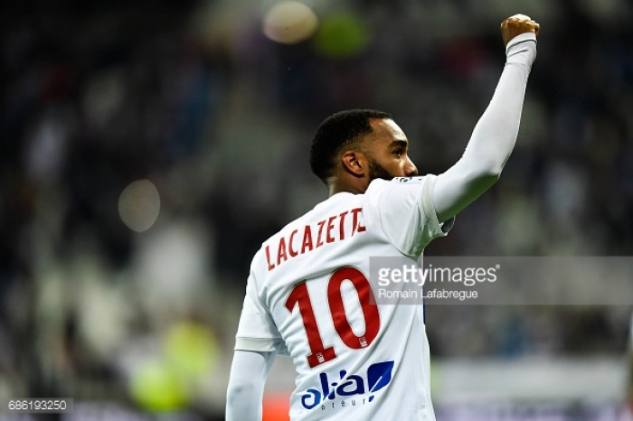 Arsenal agree Lacazette fee with Lyon; meeting scheduled