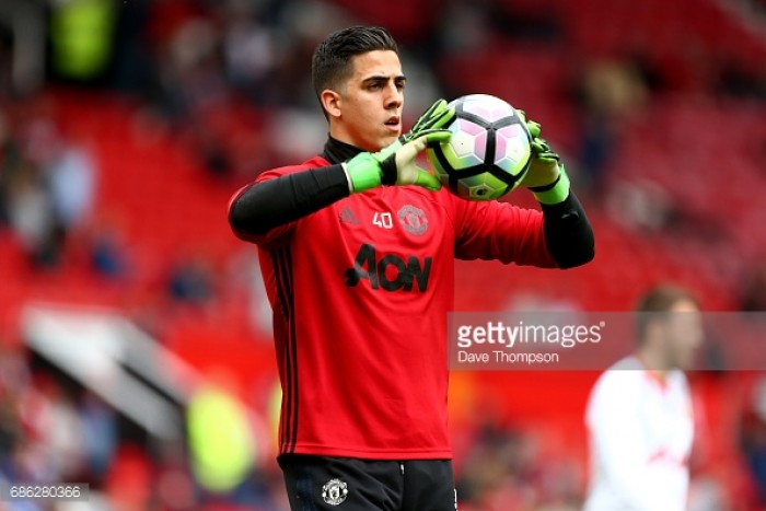 Man Utd Confirm Goalkeeper Joel Pereira Has Signed New 4-Year Deal