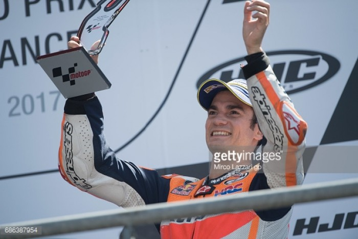 MotoGP: Pedrosa goes from 13th to 3rd in Le Mans