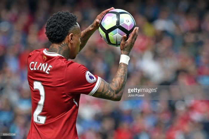 Nathaniel Clyne added to Liverpool's squad for Champions League knock-out stages