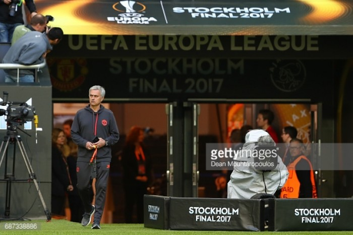José Mourinho tells Man Utd players in impressive talk to 'do it for the city' after Monday's tragic events