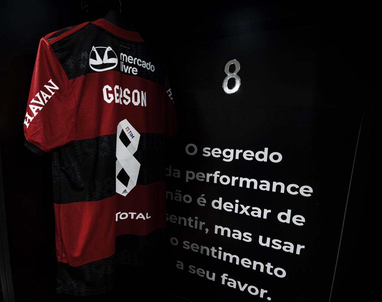 Flamengo e Olympique de Marseille oficializam acordo por Gerson
