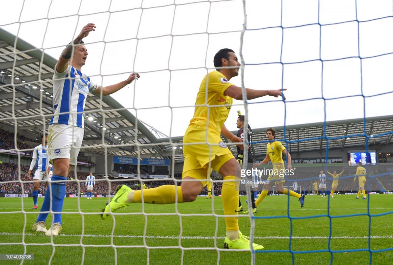 The Warm Down: Brighton left to reflect on poor first-half performance as Chelsea prove clinical