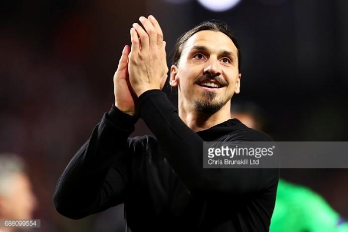 Raiola admits Ibrahimović's future at Manchester United is uncertain