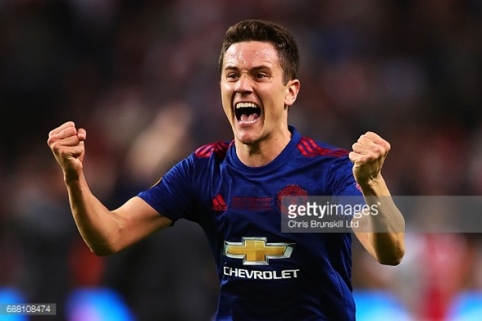 Report: Man Utd will refuse Barcelona offer for Player of the Year Herrera