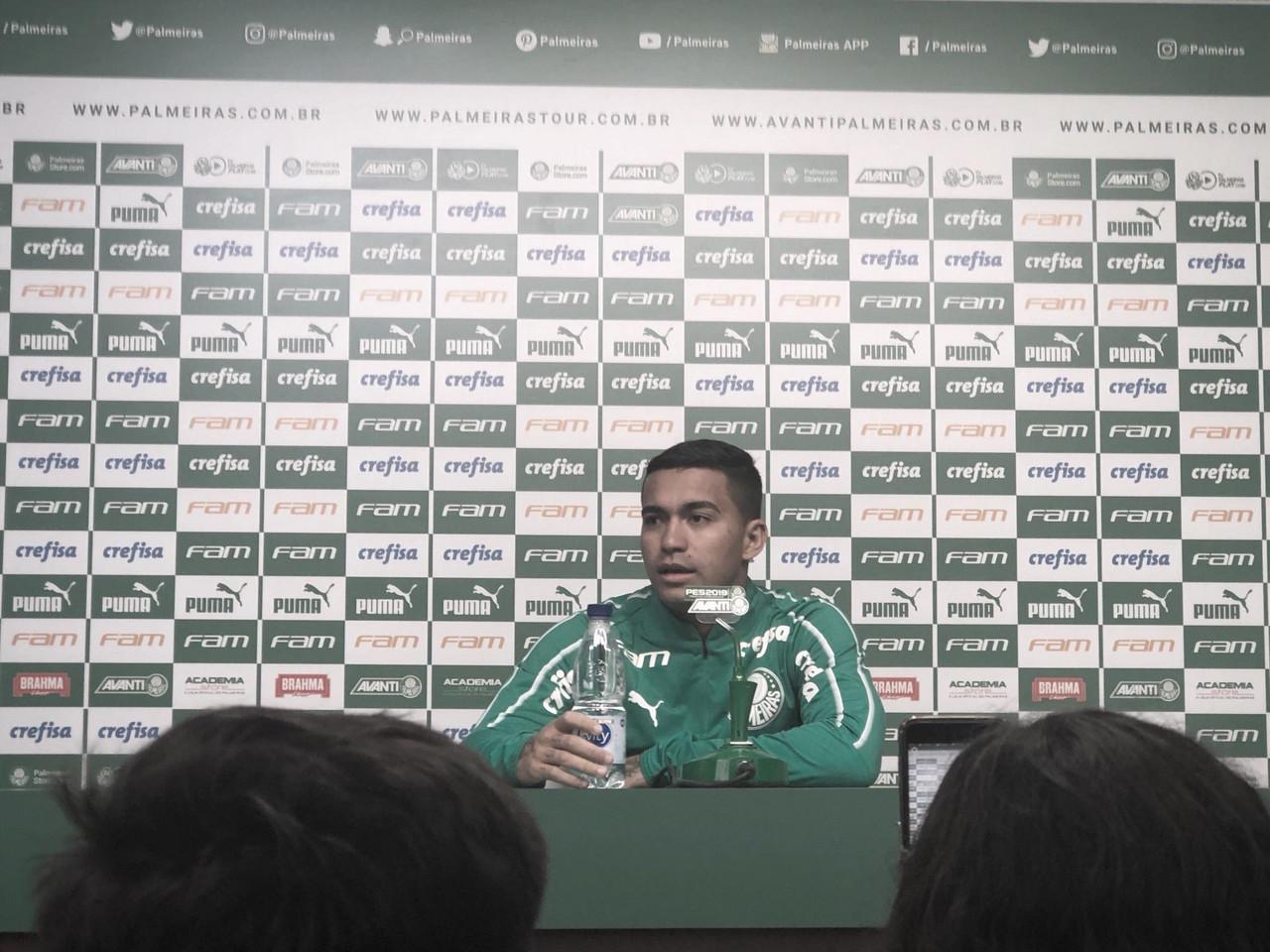 Dudu projeta o primeiro dos três jogos contra o Grêmio: ''É muito difícil jogar lá''