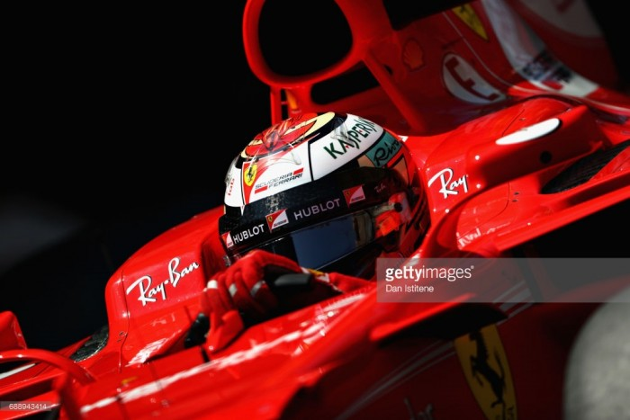 2017 monaco gp qualifying raikkonen returns to the top. Black Bedroom Furniture Sets. Home Design Ideas