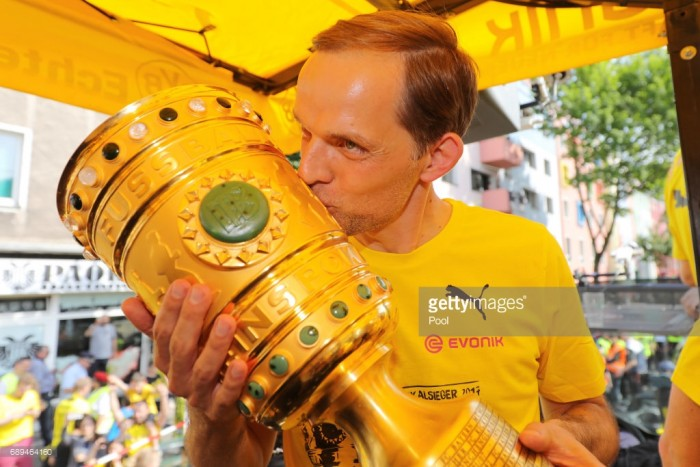 Thomas Tuchel Is Out At Borussia Dortmund