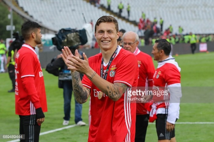 """Lindelöf: It's a """"dream"""" to play in the Premier League"""