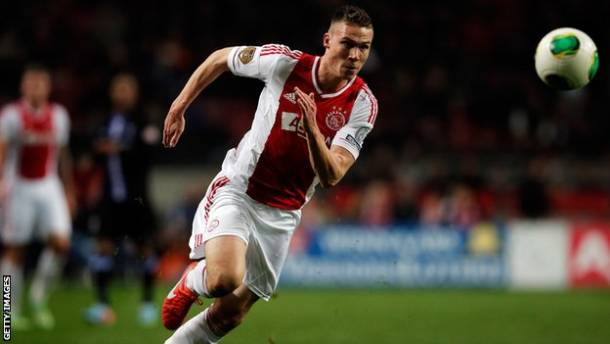 Boerrigter swaps Ajax for Celtic