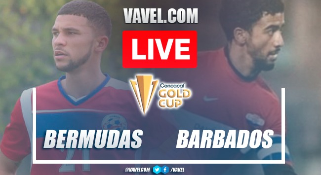 Goals and highlights: Bermuda 8-1 Barbados in CONCACAF Gold Cup 2021 Qualifying