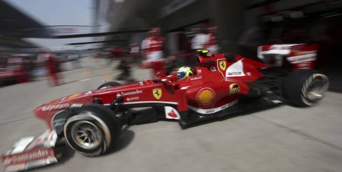 Bahreïn : la Scuderia mène les essais libres