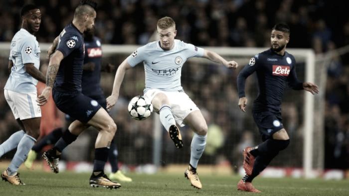 Previa Napoli - Manchester City: una cita romántica en San Paolo