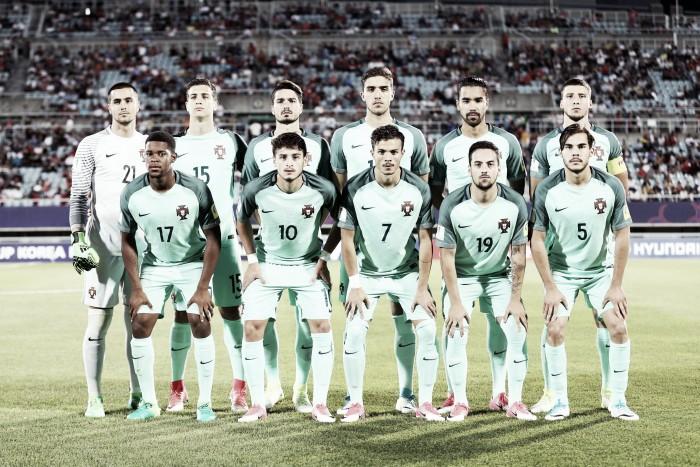 Portugal muestra sus talentosas piezas de cara al futuro
