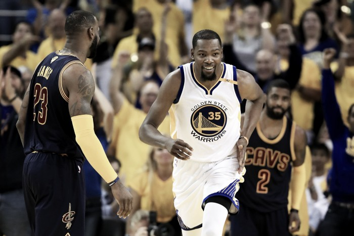 "Kevin Durant: ""Podemos jugar mucho mejor"""