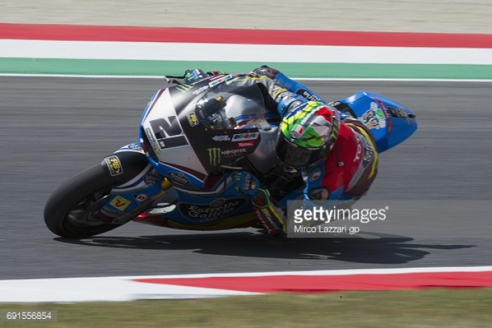 Moto2: Morbidelli steals Mugello pole
