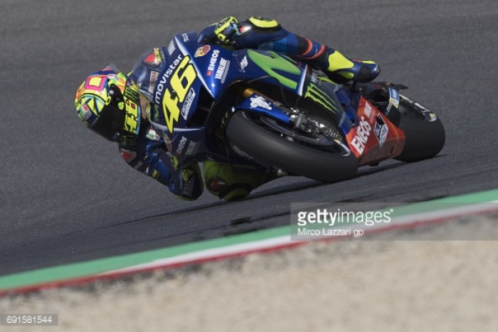 MotoGP: Rossi tops FP3 in Mugello