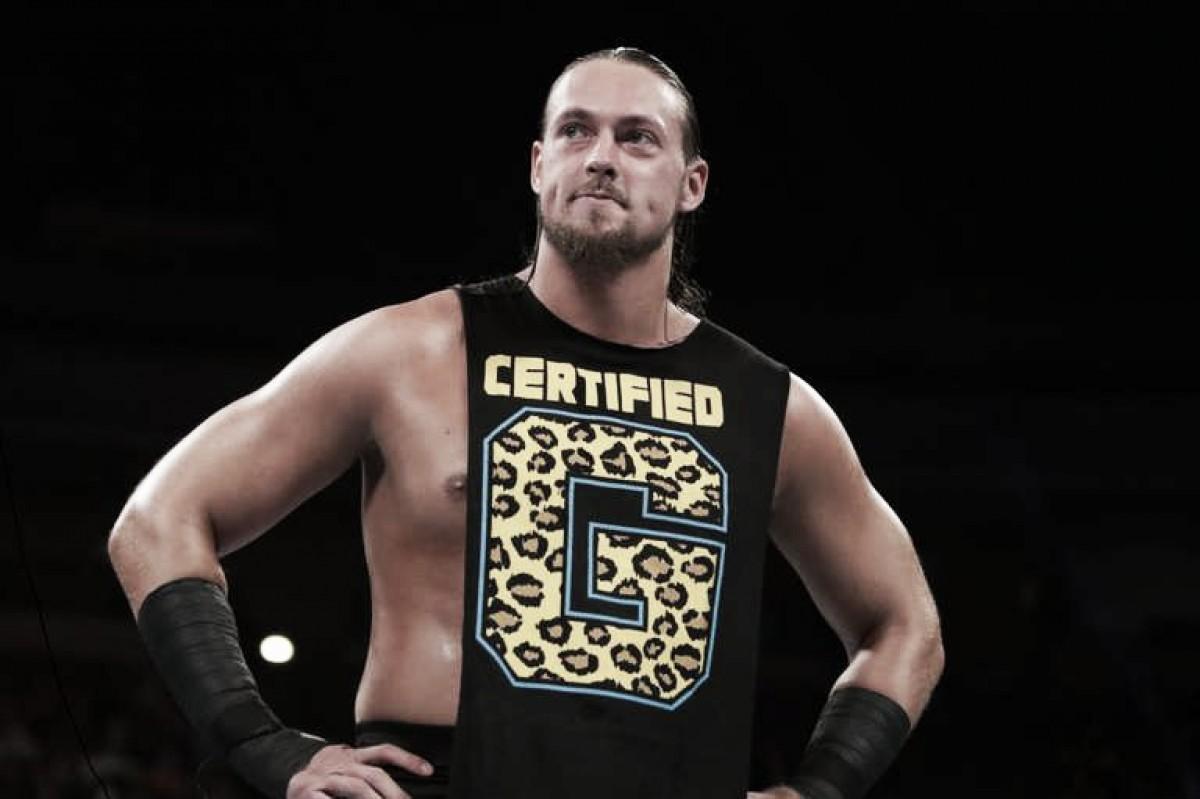 Big Cass despedido de WWE