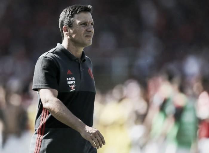 Zé Ricardo avalia empate como positivo devido às circunstâncias do Fla-Flu