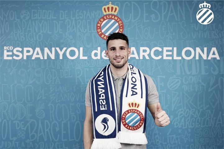 Jonathan Calleri llega cedido al RCD Espanyol
