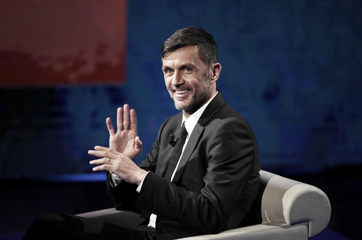 Maldini se diz aberto a conversar com Federação Italiana e elogia trabalho de Gattuso no Milan