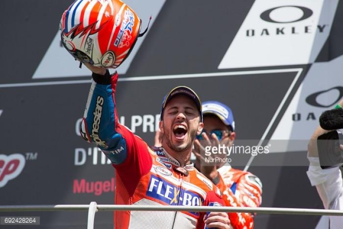 MotoGP: Special win for Ducati rider, Dovizioso