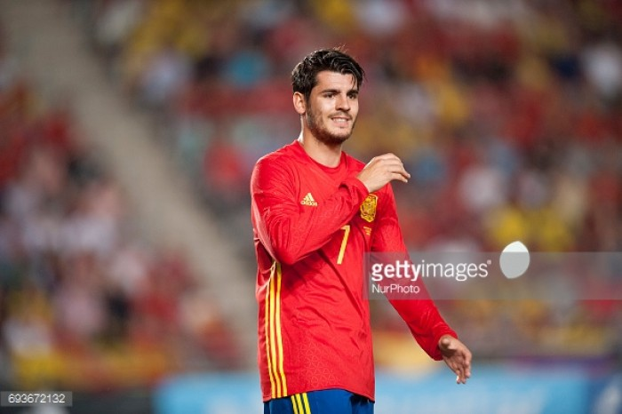 Report: Mourinho convinces Morata of Man Utd move, offer to Real Madrid expected soon