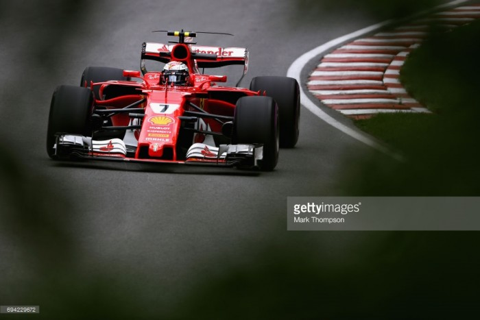 2017 Canadian GP FP2: Raikkonen ends Friday quickest