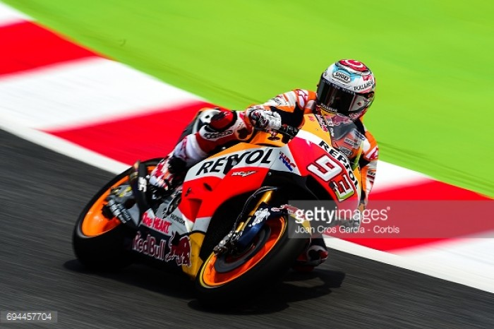 MotoGP: Marquez leads the way in Catalunya