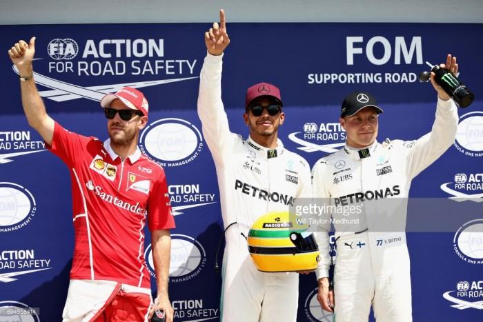 2017 Canadian GP Qualifying: Hamilton blitzes the field