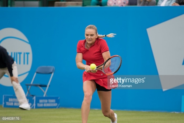 AEGON Open Nottingham 2017: Martincová qualifies for the main draw by beating Silva