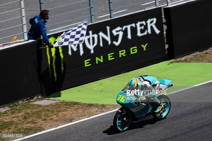 Moto3: Mir the magnificent wins in Catalunya