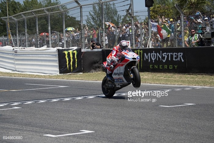 MotoGP: Dovi does the double
