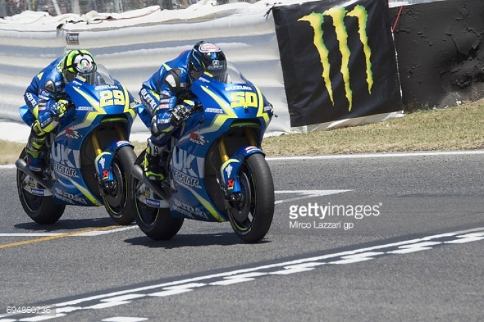 MotoGP: Team Suzuki Ecstar not where expected
