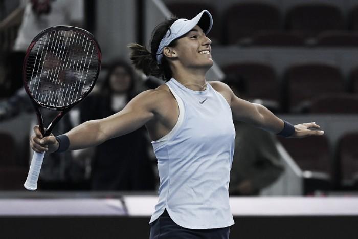 2017 WTA Finals Player Profile: Caroline Garcia