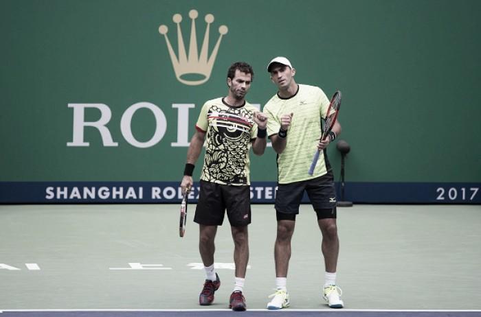 ATP Paris: Rojer/Tecau get past Gonzalez/Peralta in match tiebreaker