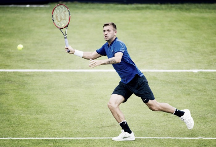 British tennis player Dan Evans banned following positive drug test